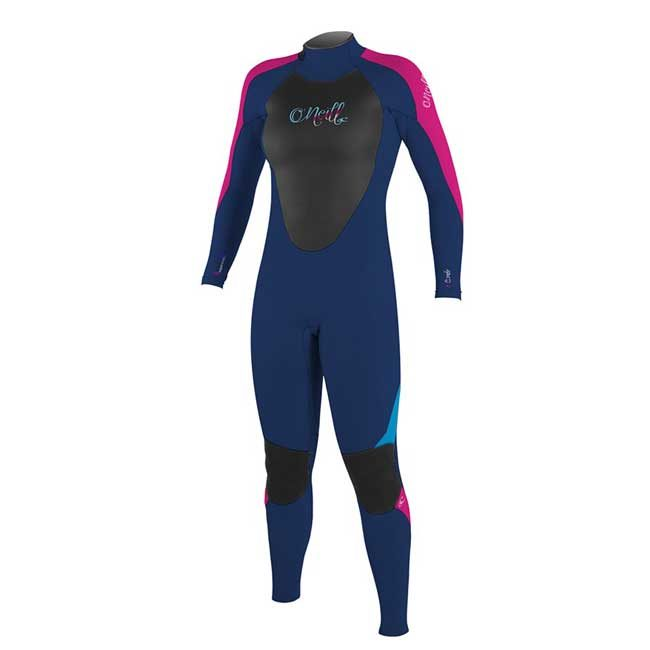 ONEILL 4/3 EPIC WOMENS WETSUIT BERRY/SKY