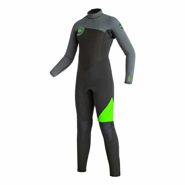 Youth 8-16 SYNCRO 3/2MM FLT BACK ZIP STEAMER WETSUIT