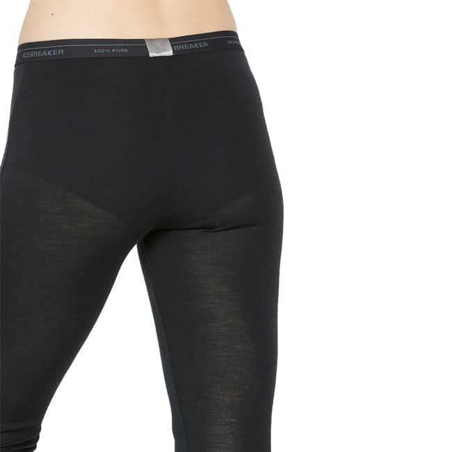 Icebreaker Women's BODYFIT BASICS 200 Everyday Leggings BACK