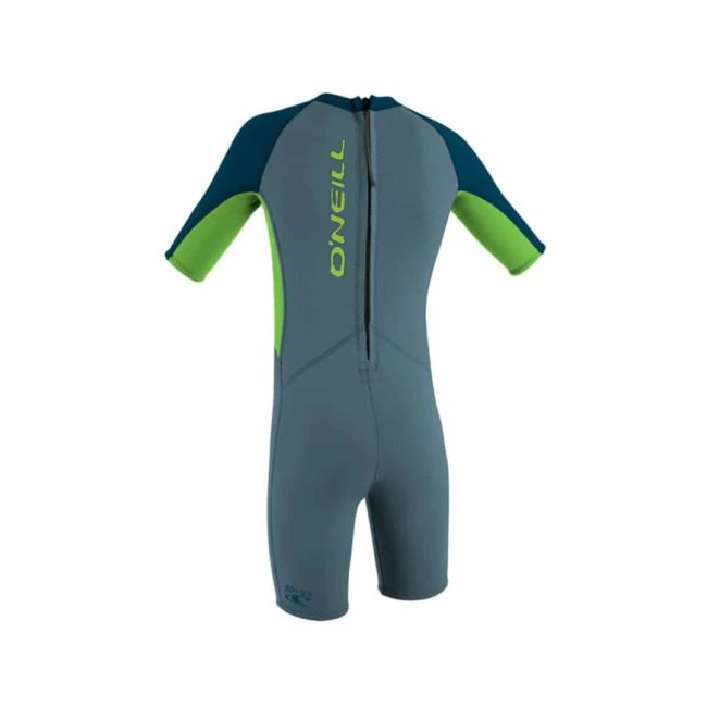 REACTOR TODDLER SPRING - BLUE GREEN wetsuit